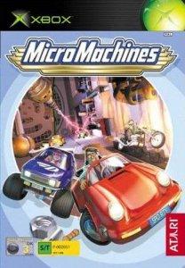 MicroMachines per Xbox