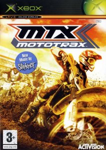 MTX: Mototrax per Xbox