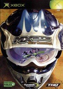 MX 2002 featuring Ricky Carmichael per Xbox