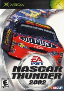 NASCAR Thunder 2002 per Xbox