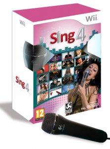 Sing 4 per Nintendo Wii