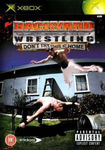 Backyard Wrestling: Don't Try This at Home per Xbox