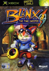 Blinx: The Time Sweeper per Xbox