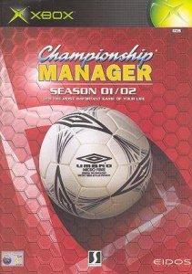 Scudetto 01/02 (Championship Manager 01/02) per Xbox