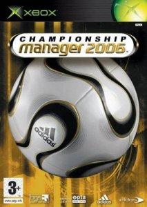 Scudetto 2006 (Championship Manager 2006) per Xbox