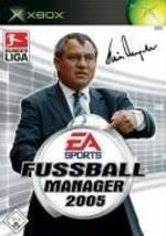 Football Manager Campionato 2005 per Xbox