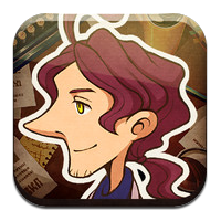 Layton Brothers Mystery Room per iPhone