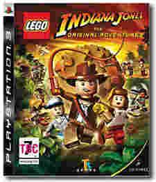 LEGO Indiana Jones: Le Avventure Originali per PlayStation 3