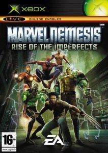Marvel Nemesis: L'Ascesa degli Esseri Imperfetti per Xbox