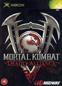 Mortal Kombat: Deadly Alliance per Xbox