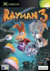 Rayman 3: Hoodlum Havoc per Xbox