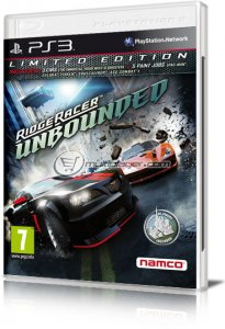 Ridge Racer Unbounded per PlayStation 3