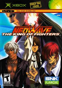 The King of Fighters: Neowave per Xbox