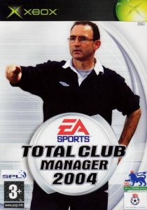 Total Club Manager 2004 per Xbox
