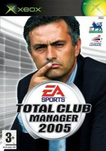 Total Club Manager 2005 per Xbox