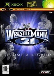 WWE Wrestlemania 21 per Xbox