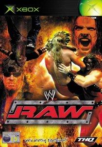 WWF Raw per Xbox