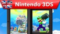 Mario & Luigi: Dream Team Bros. - Trailer del gameplay