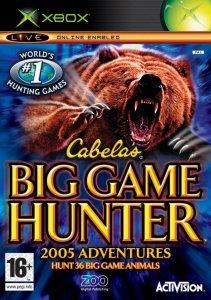Cabela's Big Game Hunter 2005 Adventures per Xbox