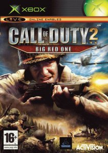Call of Duty 2: Big Red One per Xbox