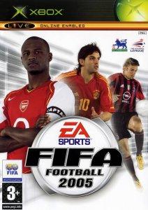 Fifa 2005 per Xbox