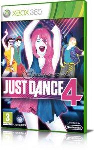 Just Dance 4 per Xbox 360