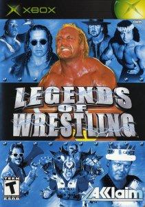 Legends of Wrestling per Xbox