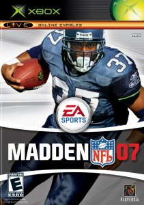 Madden NFL 07 per Xbox