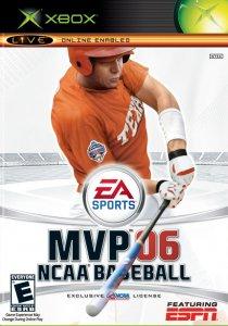 MVP 06 NCAA Baseball per Xbox