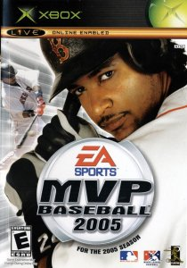 MVP Baseball 2005 per Xbox