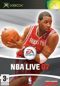 NBA Live 07 per Xbox