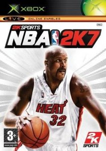 NBA 2K7 per Xbox