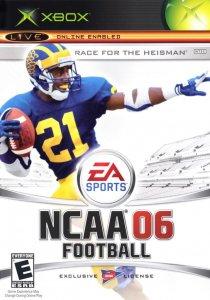 NCAA Football 06 per Xbox