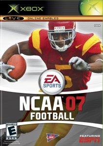 NCAA Football 07 per Xbox