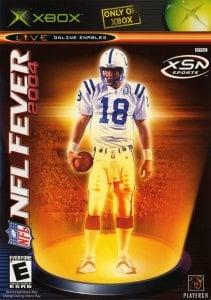 NFL Fever 2004 per Xbox