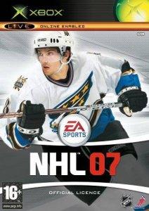 NHL 07 per Xbox
