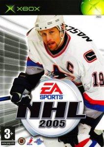 NHL 2005 per Xbox