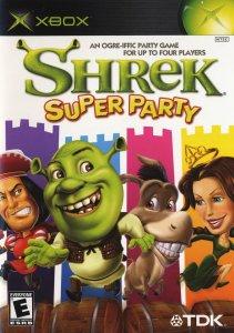 Shrek Super Party per Xbox