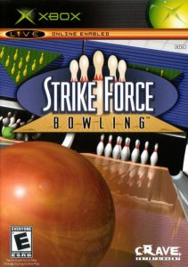 Strike Force Bowling per Xbox