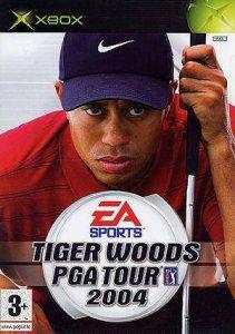 Tiger Woods PGA Tour 2004 per Xbox