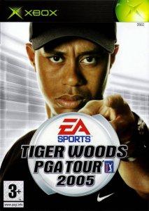 Tiger Woods PGA Tour 2005 per Xbox