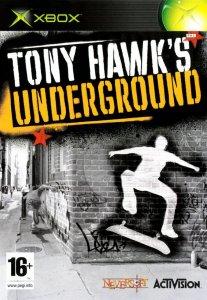 Tony Hawk's Underground per Xbox