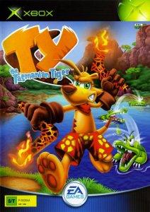 Ty la Tigre della Tasmania per Xbox