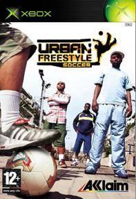 Urban Freestyle Soccer per Xbox