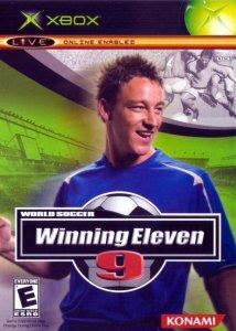 Winning Eleven 9 per Xbox