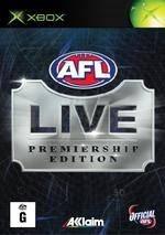 AFL Live Premiership Edition per Xbox