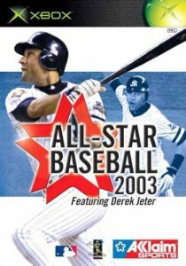 All-Star Baseball 2003 per Xbox