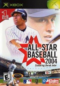 All-Star Baseball 2004 per Xbox