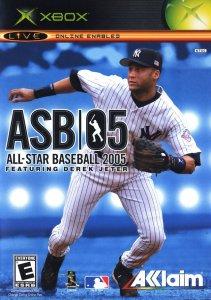 All-Star Baseball 2005 per Xbox