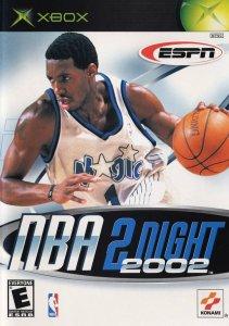 ESPN NBA 2Night 2002 per Xbox